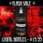 Liquid Coast 120ml Flash Sale!