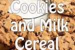 Cookies and Milk Cereal Premium E-Liquid