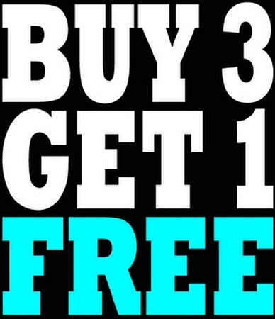 Buy 3 Backdrops Get 1 Free Promo