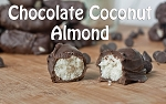 Chocolate Coconut Almond Premium E-Liquid
